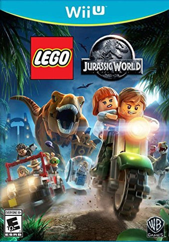 LEGO Jurassic World - Nintendo Wii U [USED]