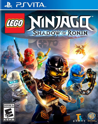LEGO Ninjago: Shadow of Ronin - PS Vita