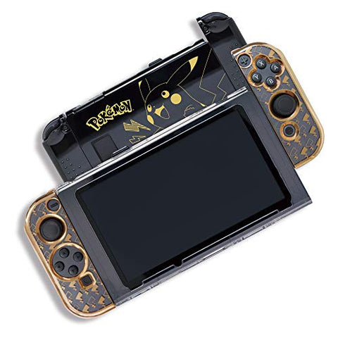 HORI Nintendo Switch Pikachu Protector - Nintendo Switch