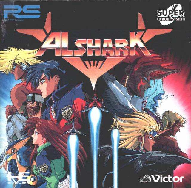 Alshark - Turbo CD (Japan)