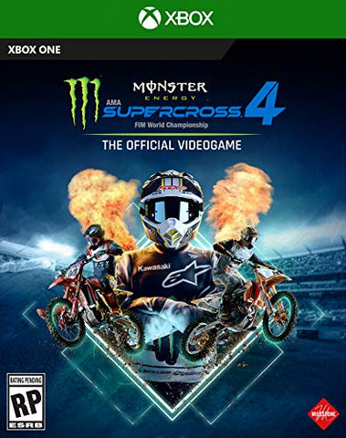 Monster Energy Supercross 4 - Xbox One