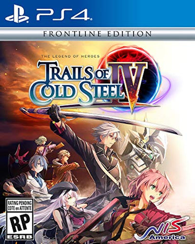 The Legend of Heroes: Trails of Cold Steel IV - Frontline Edition - PlayStation 4