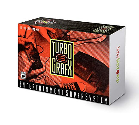 TurboGrafx-16 mini - ( US )