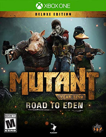 Mutant Year Zero: Road to Eden Deluxe Edition (XB1) - Xbox One