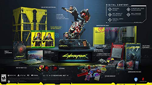 Cyberpunk 2077: Collector's Edition - Xbox One [NEW]