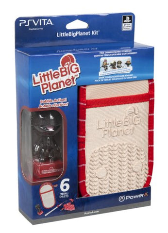 POWER A LittleBigPlanet Kit for PlayStation Vita