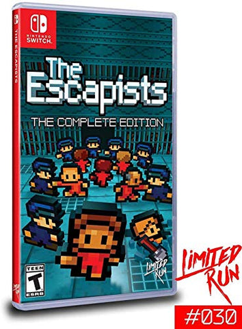 The Escapists: Complete Edition - Nintendo Switch (Limited Run #30)