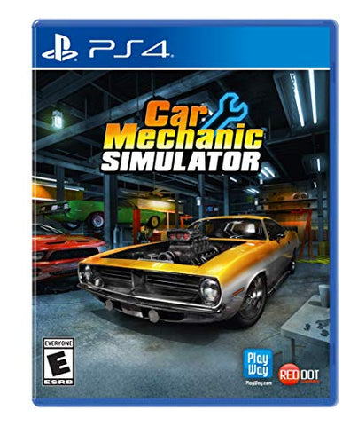 Car Mechanic Simulator - PlayStation 4