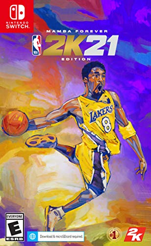 NBA 2K21 Mamba Forever Edition - Nintendo Switch