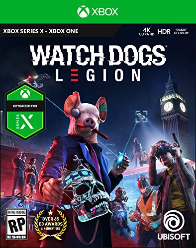 Watch Dogs Legion Standard Edition - Xbox Series X - Xbox One