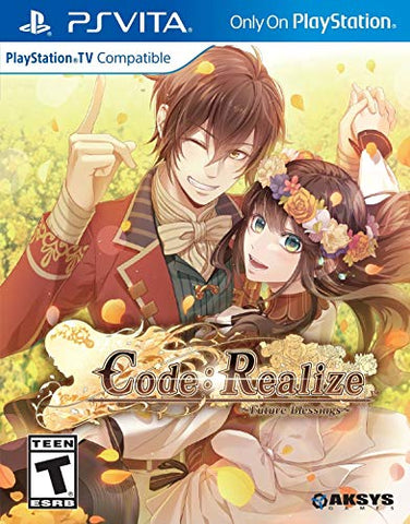 Code: Realize Future Blessings - PlayStation Vita [NEW]