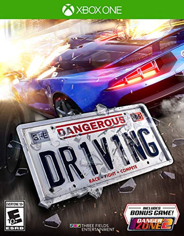 Dangerous Driving Xbox One