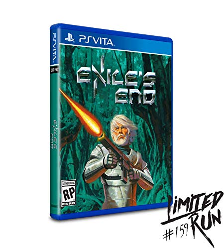 Exile's End (Limited Run #159) - PlayStation Vita [NEW]