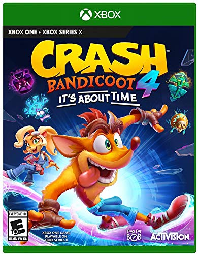 Crash 4: It's About Time - Xbox One - Xbox Series X/S