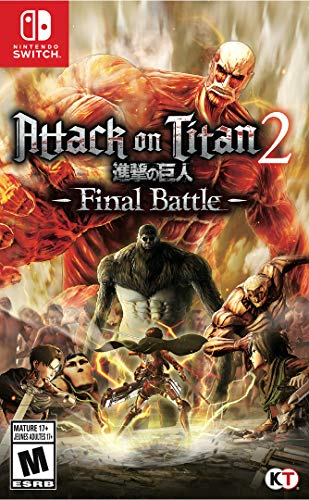 Attack On Titan 2: Final Battle - Nintendo Switch