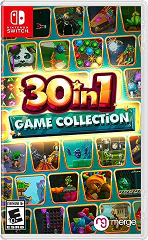 30-In-1 Game Collection - Nintendo Switch Generic Box Art
