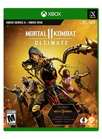 Mortal KOMBAT 11 Ultimate - Xbox Series X - Xbox One