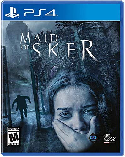 Maid of Sker - PlayStation 4 Generic Box Cover