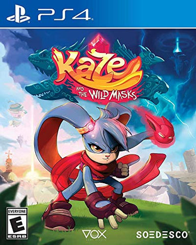 Kaze and the Wild Masks - PlayStation 4
