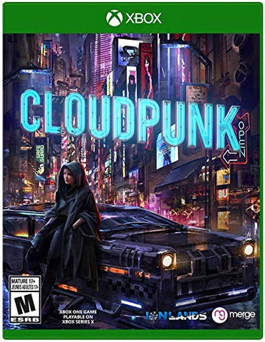 Cloudpunk  - Xbox One Standard Edition