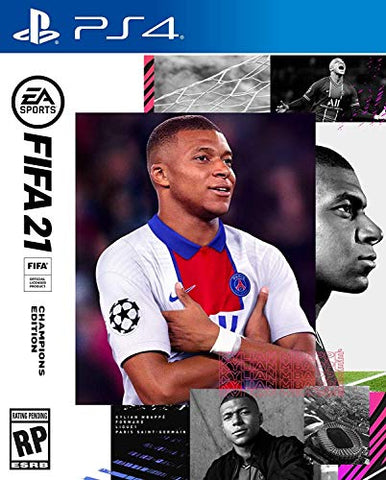 FIFA 21 Champions Edition - PlayStation 4 Generic Box Cover