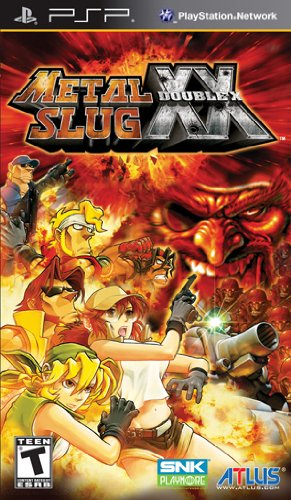 Metal Slug XX - Sony PSP