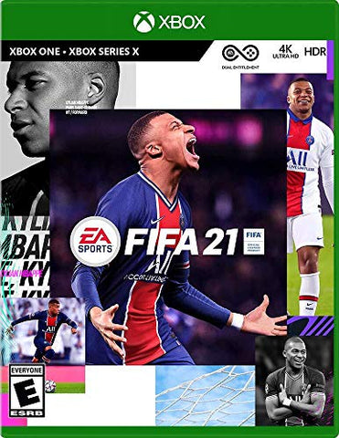 FIFA 21 - Xbox One - Xbox Series X Generic Box Cover