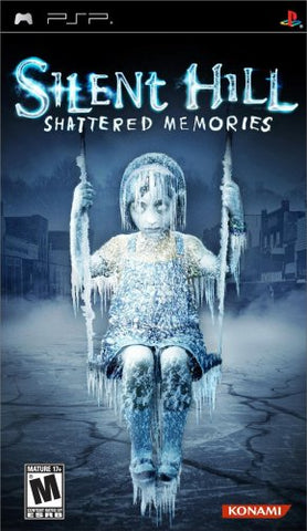 Silent Hill: Shattered Memories - Sony PSP