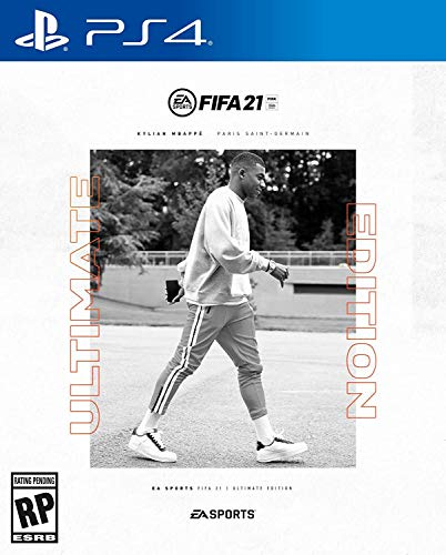FIFA 21 Ultimate Edition - PlayStation 4 Generic Cover