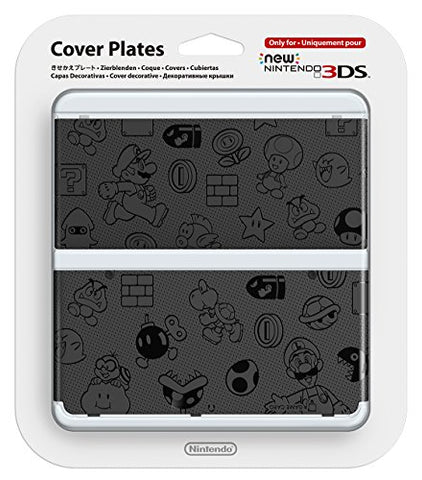 Nintendo New 3DS Cover Plate No.005 - Nintendo 3DS