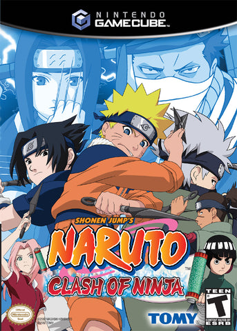 Naruto: Clash of Ninja - GameCube [NEW]