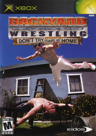 Backyard Wrestling: Don't Try This at Home - Xbox
