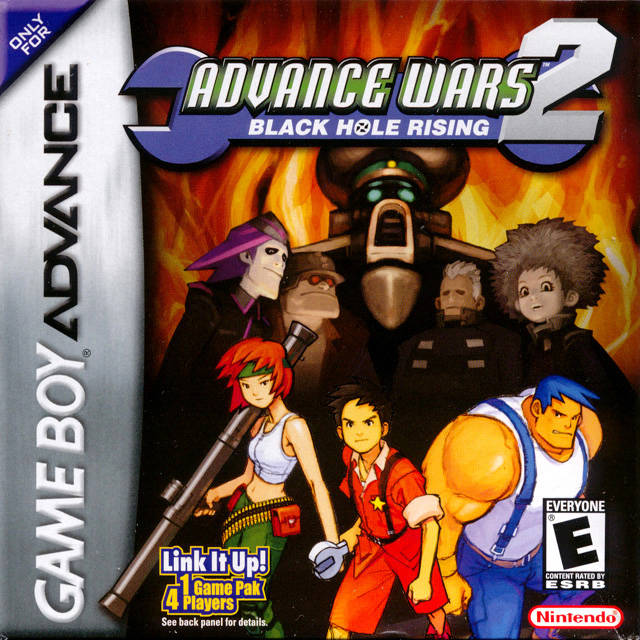 Advance Wars 2: Black Hole Rising - Game Boy Advance [USED]