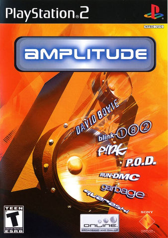 Amplitude - PlayStation 2
