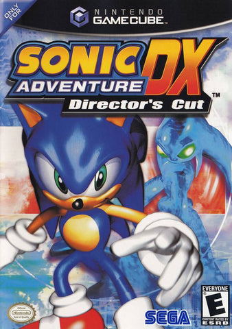 Sonic Adventure DX: Director's Cut - GameCube [USED]