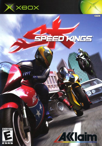 Speed Kings - Xbox