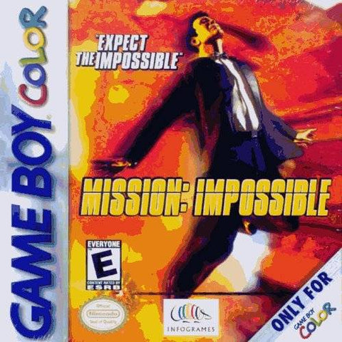 Mission: Impossible - Game Boy Color [USED]