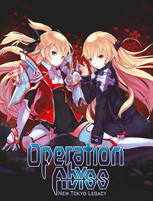 Operation Abyss: New Tokyo Legacy (Limited Edition) - PS Vita