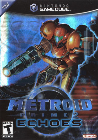 Metroid Prime 2: Echoes - GameCube [NEW]