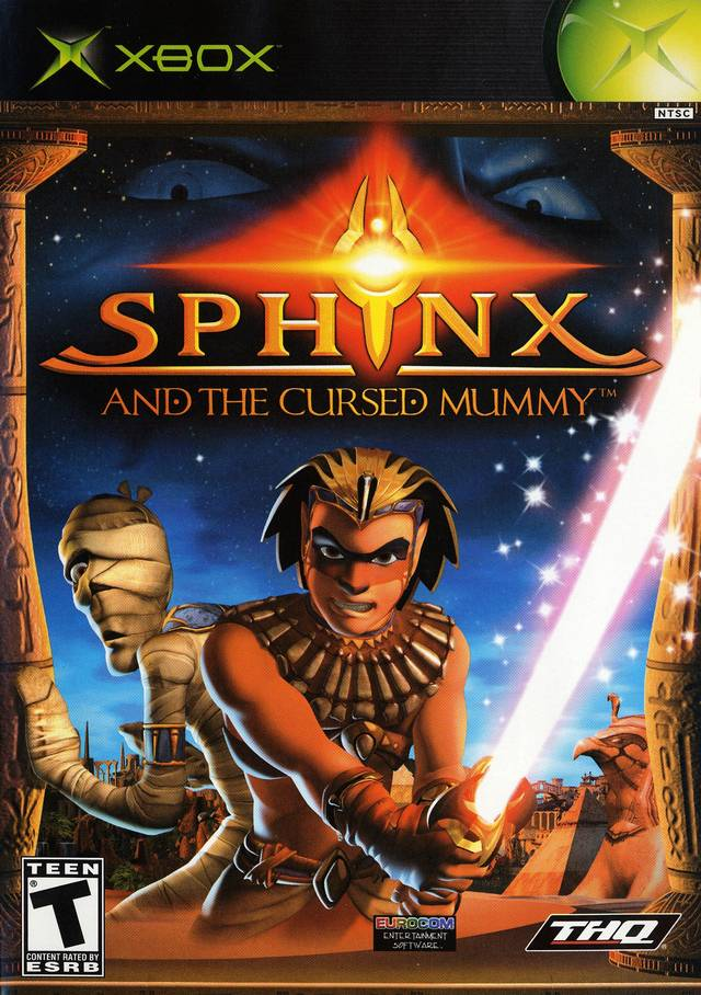 Sphinx and the Cursed Mummy - Xbox