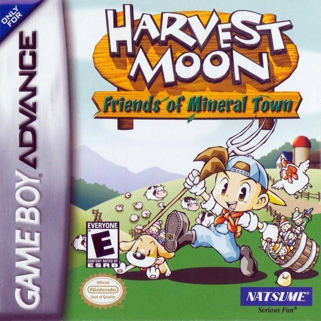 Harvest Moon: Friends of Mineral Town - Game Boy Advance [USED]