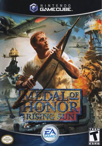 Medal of Honor: Rising Sun - GameCube [USED]