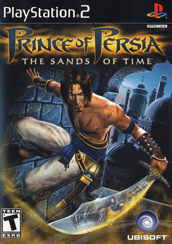 Prince of Persia: The Sands of Time - PlayStation 2