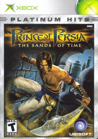 Prince of Persia: The Sands of Time (Platinum Hits) - Xbox
