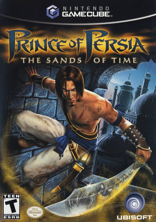 Prince of Persia: The Sands of Time - GameCube [USED]