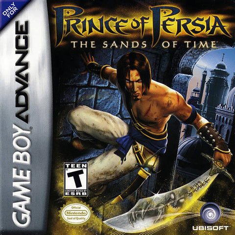 Prince of Persia: The Sands of Time - Game Boy Advance [USED]