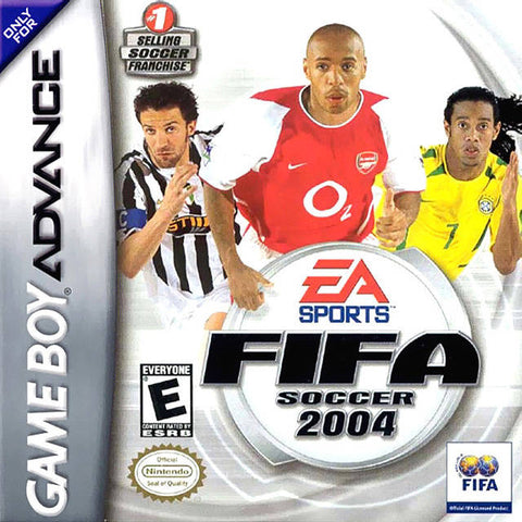 FIFA Soccer 2004 - Game Boy Advance [USED]