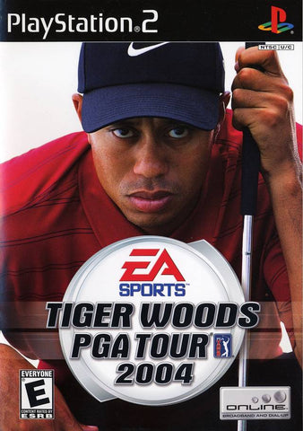 Tiger Woods PGA Tour 2004 - PlayStation 2