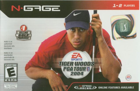Tiger Woods PGA Tour 2004 - N-Gage