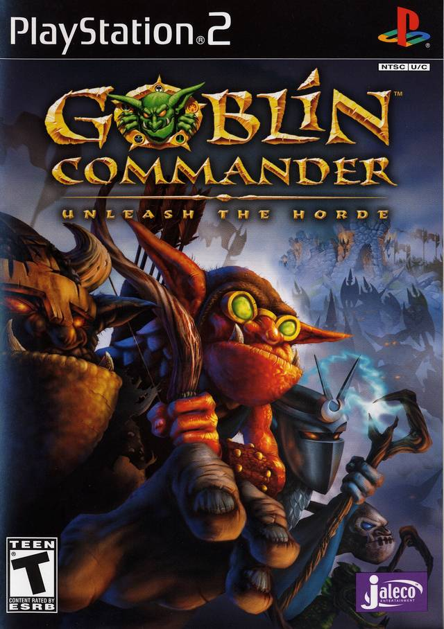 Goblin Commander: Unleash the Horde - PlayStation 2